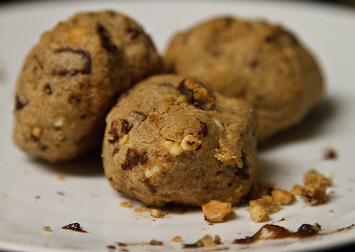 Peanut Butter and Chocolate Cookies | by John A. Dryzga