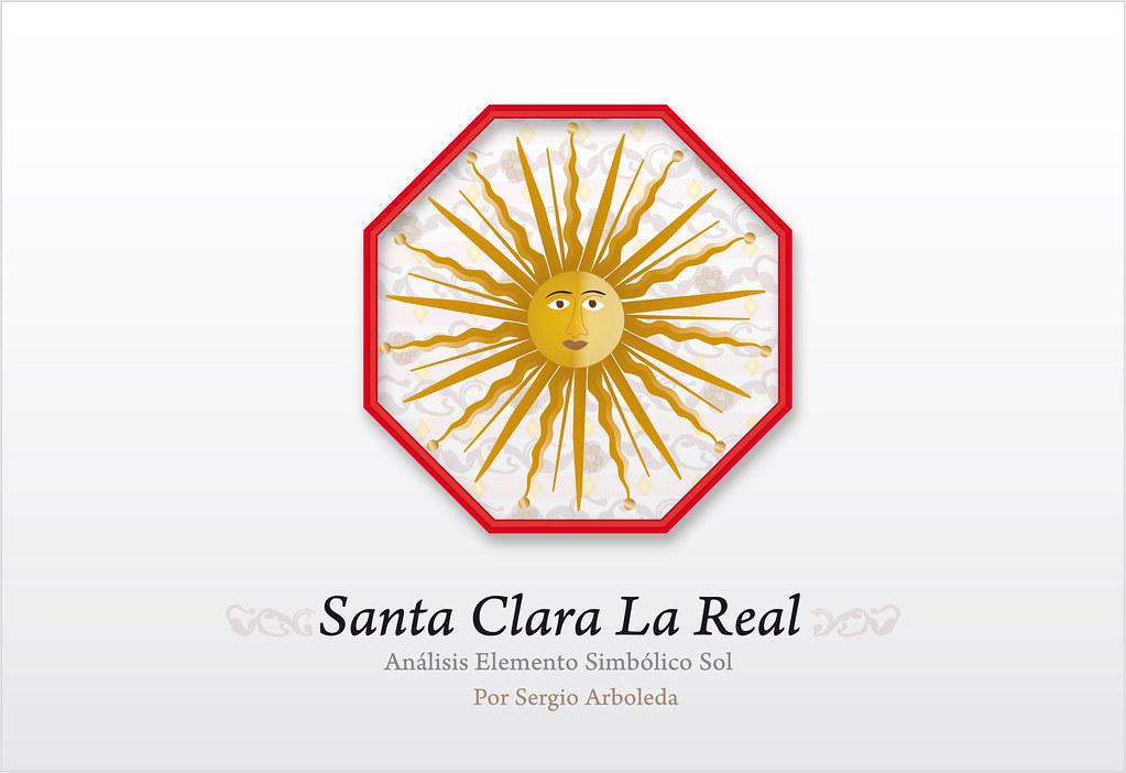 Sol Santa Clara La Real Tunja Re Dibujo Del Sol De La Tech Flickr