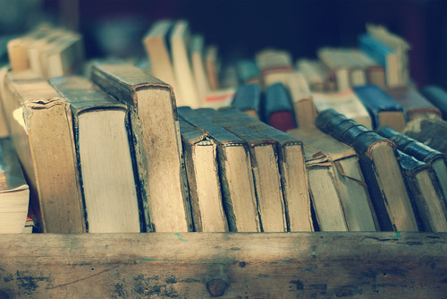Old books | by Red Beetle