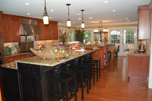 After Kitchen Remodel | by TrendMark Inc.