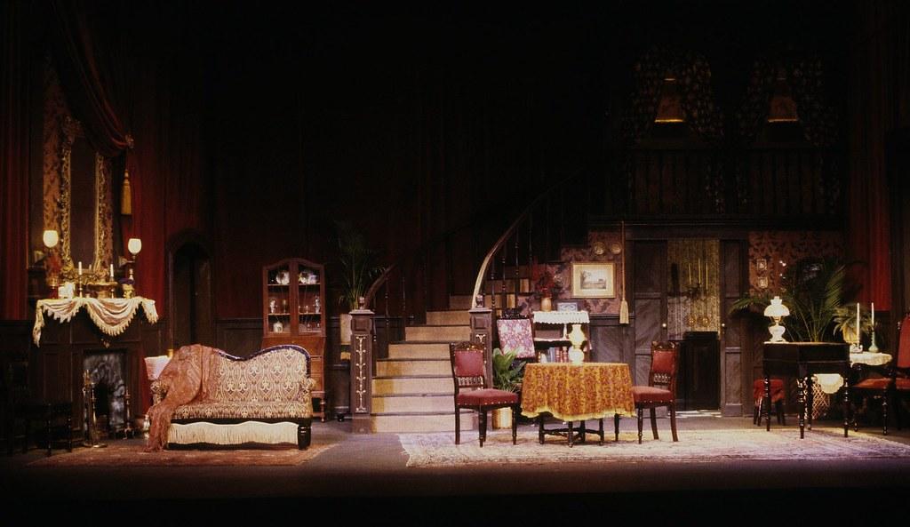 Theatre design