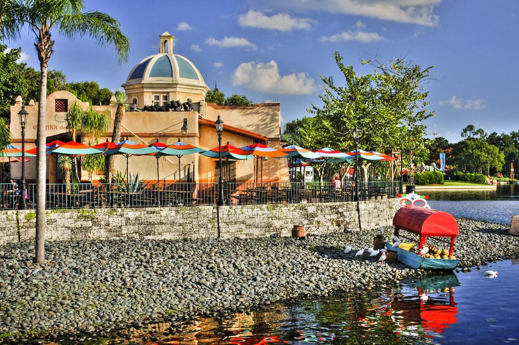 San Angel Restaurant Mexico City
