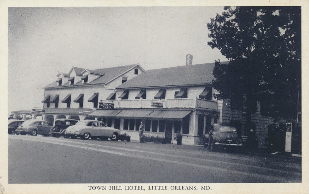 Town Hill Hotel - Little Orleans, Maryland
