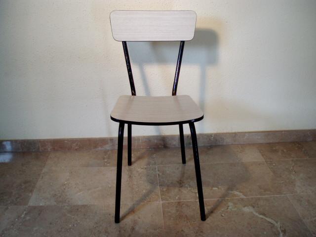 Silla formica de los a os 70 silla formica de los a os 70 flickr - Sillas formica ...