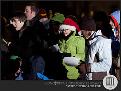 Tree Lighting @ CUC | by Concordia University Chicago