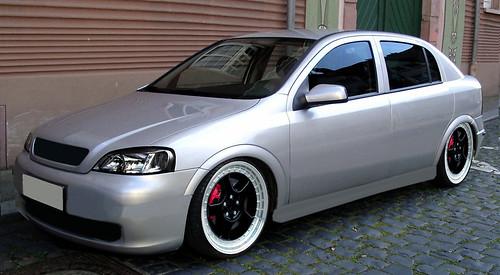 Opel Astra G Virtual Tuning Jimgreetingsfromgreece Flickr