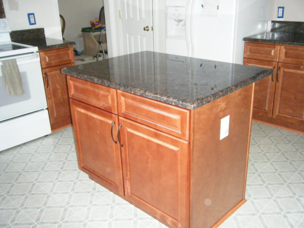 Marvelous All Wood Cabinets And Granite Countertops   Concord, NC   U2026 | Flickr