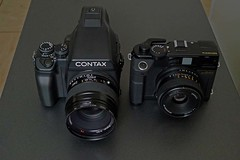 contax 645 vs bronica rf 645 | by try...error