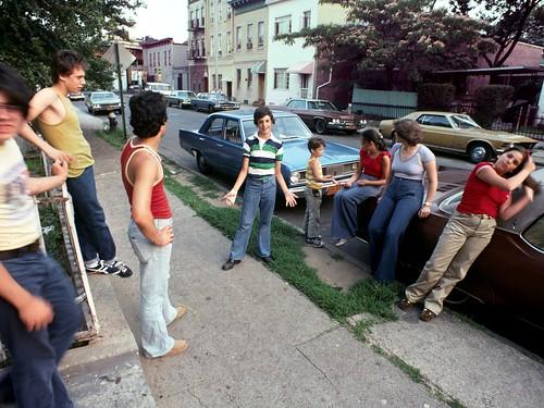 New Deal Used Cars >> Brooklyn - Boro Park Hangout 1977 Kodak Kodachrome | Flickr