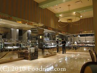 The buffet wynn las vegas interior decor 1 for Wynn hotel decor