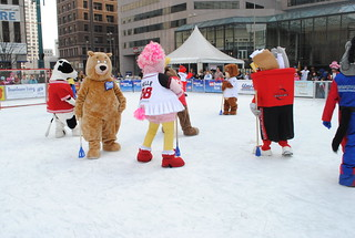 Mascot Broomball | by thadd