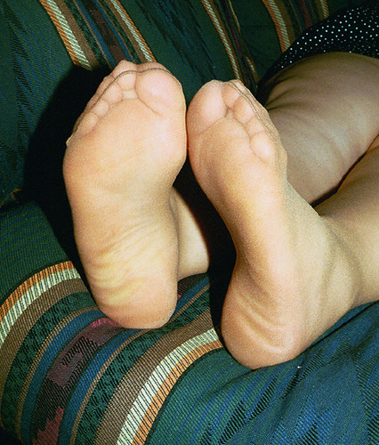 Bbw smelly feet