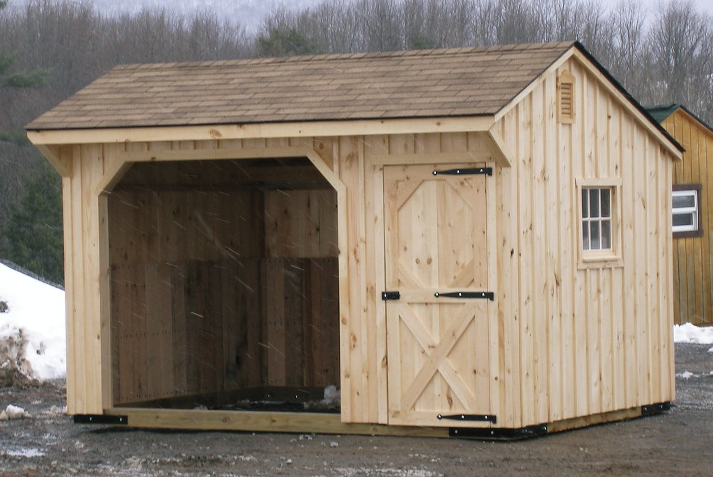 Horse Run in Sheds | Horse Shelter | Alan's Factory Outlet ...
