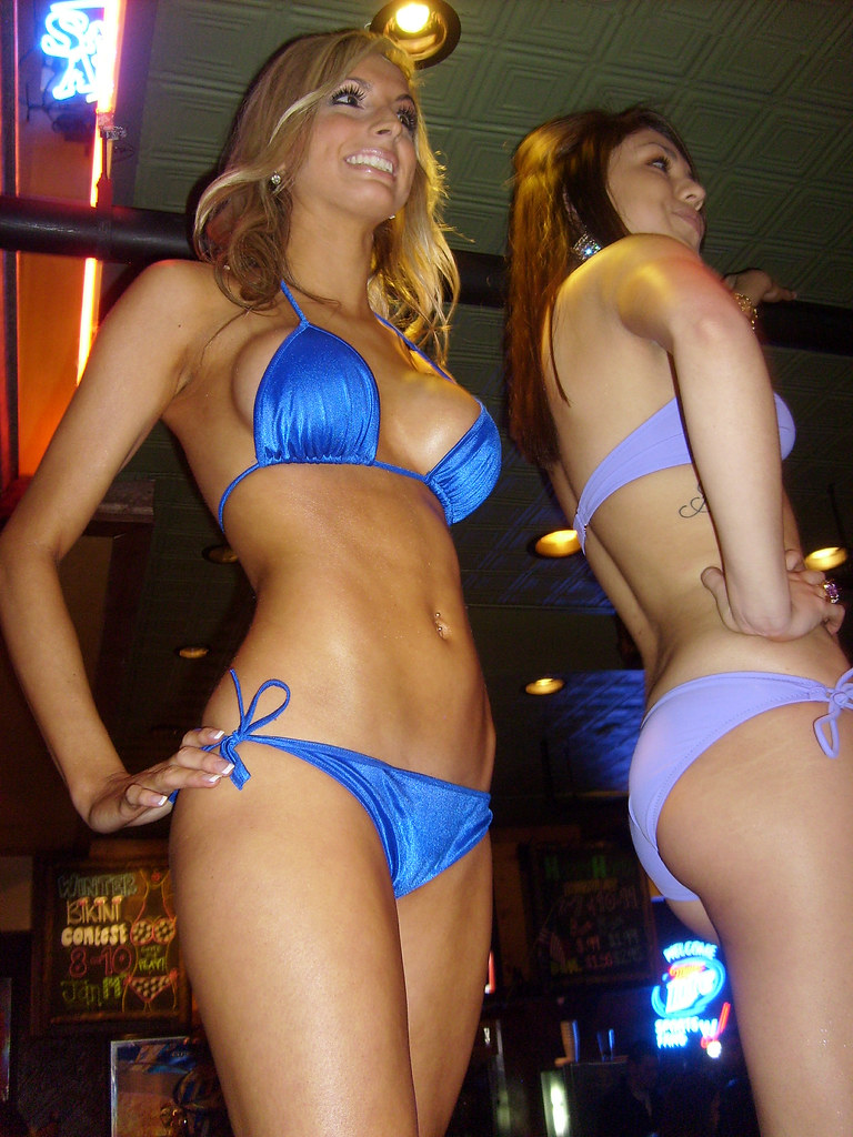 Photos taken in bikini contest