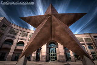 Lone Star, Texas State History Museum (HDR) | by DaveWilsonPhotography