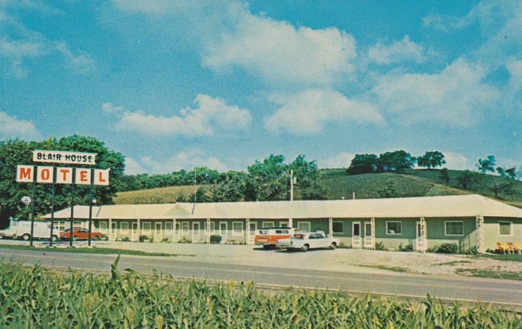 Blair House Motel - Blair, Nebraska