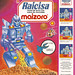 Old Generic Raicisa Maizoro Transformers Robot Cereal Box Mexico