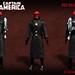 Captain America: Red Skull with Jet Pack 3D model
