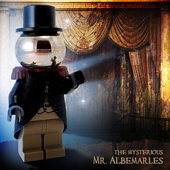 The Mysterious Mr. Albemarles | by Morgan190