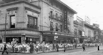 Richmond Va The National Theatre 1930 S 704 E Broad