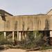 Washed Out US 80 Highway Bridge, Arizona