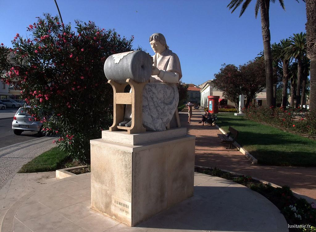 Statue d'une