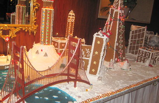 gingerbread of san francisco | by Shockingly Tasty