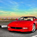 Ferrari Blue Skies