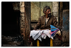 The Handkerchief Seller