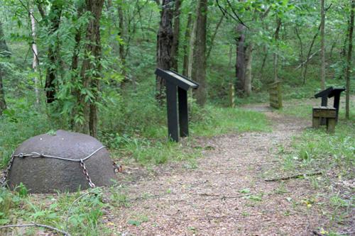 Missouri Boones Salt Lick Trail