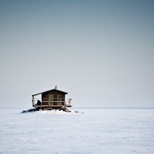 The Hut | by Sven Seebeck
