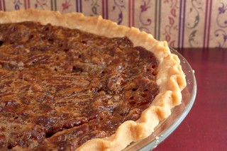 Bakerella's Mama's Pecan Pie | by Kitchen Mouse