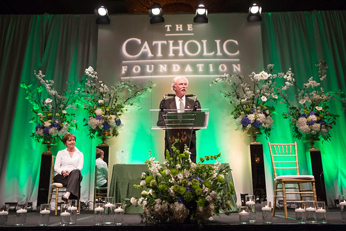 35th Annual Catholic Foundation Award Dinner 2017