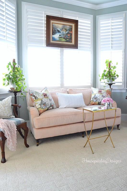 Master Bedroom Sitting Area-Pink-Housepitality Designs
