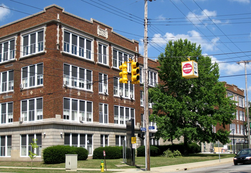 Kalamazoo Central High School | This building was built in 1… | Flickr