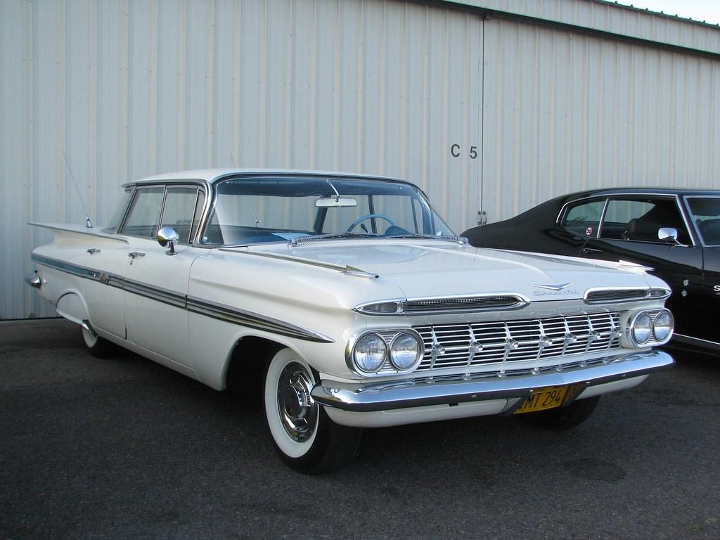 1959 Chevrolet Impala 4 Door Hardtop   Jack Snell   Flickr