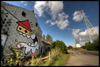 Another angle - Doel | by Romany WG