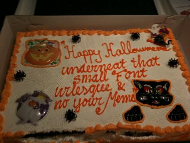Fail Cake Decorating