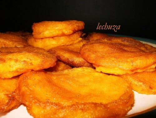 Chulas de calabaza cerca mi lechuza cocina flickr - Pure de patatas y calabaza ...