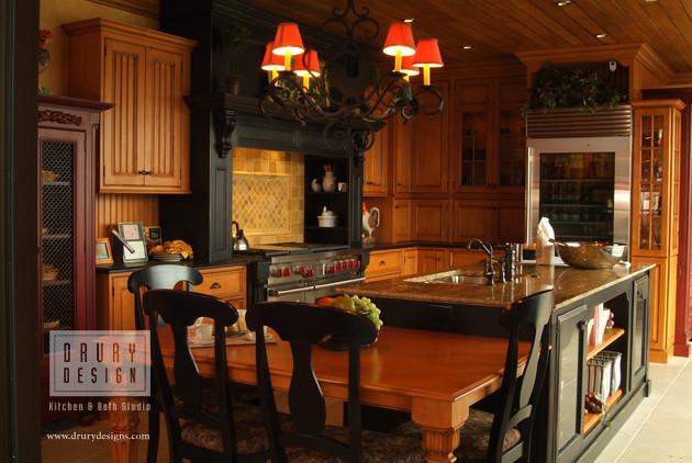 Drury design kitchen bath studio traditional farm house - Drury design kitchen bath studio ...