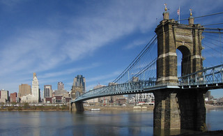 Roebling Bridge | by urbanoasis