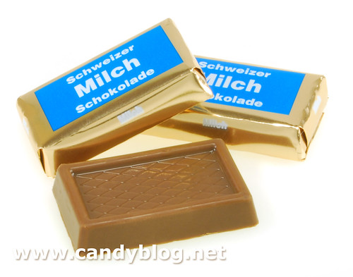 Chocolate Swiss Milch Chocolate Squares | by cybele-