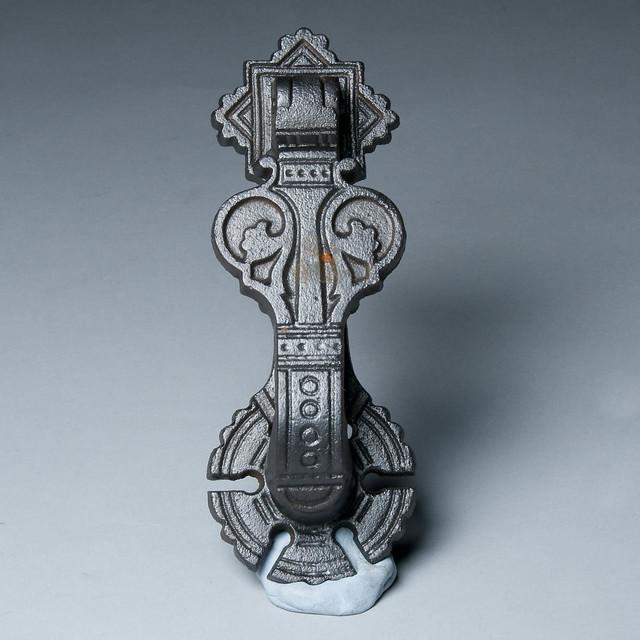 Celtic Inspired Kenrick Door Knocker A Rare 19th Century