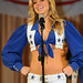 Dallas Cowboys Cheerleaders pay a Christmas visit to USAG Humphreys