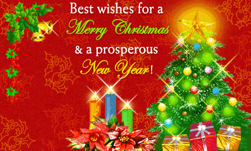 wishes  christmas   prosperous  year The Best Of Friends By
