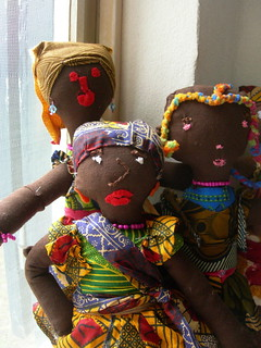 THE GIRLS' FIRST DOLLS | by planeta hilda