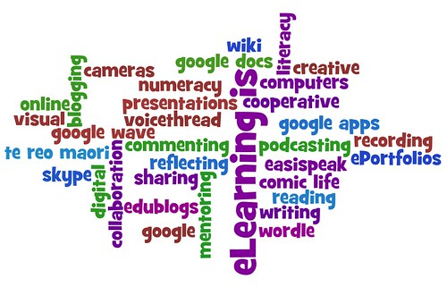elearning_wordle | by dragonsinger
