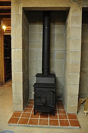 Fisher Baby Bear Stove Janet Flickr