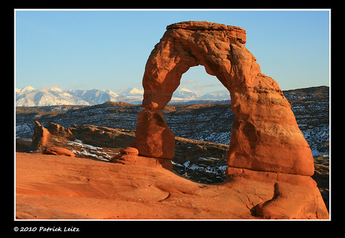 Delicate Arch - Arches National Park | by Patrick Leitz