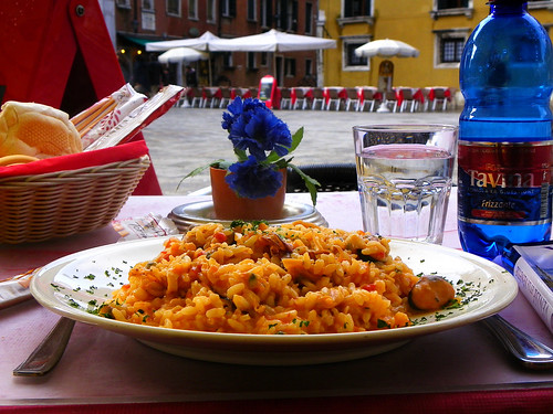 Lunchtime On Campo San Stefano | by Gato-Azul